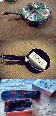 This is evil! Lol.