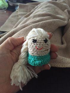 Elsa crochet kinder. Kinder-æg hækling …. De hurtige hæklerier | Mine hæklerier