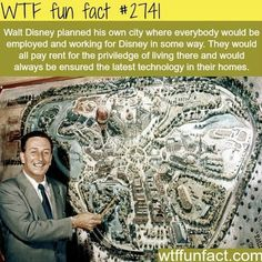 Walt Disney Ideas for Disney Land City - WTF fun facts I donno if that's awesome or terrifying! Wtf Fun Facts, True Facts, Funny Facts, Random Facts, Crazy Facts, Strange Facts, Disney Love, Disney Magic, Disney Pixar
