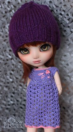 (P6-059) Hat for Pullip Dolls | Flickr - Photo Sharing!