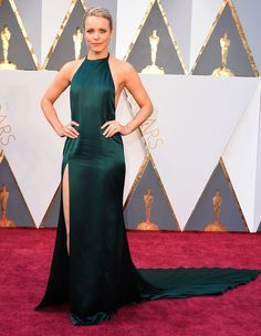 Rachel McAdams stuns in an Elie Saab gown on the Oscar's red carpet: http://www.aol.com/article/2016/02/28/prettiest-dresses-from-the-2016-academy-awards/21320029/
