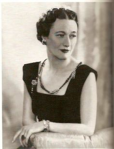 The Duchess of Windsor                                                                                                                                                                                 More