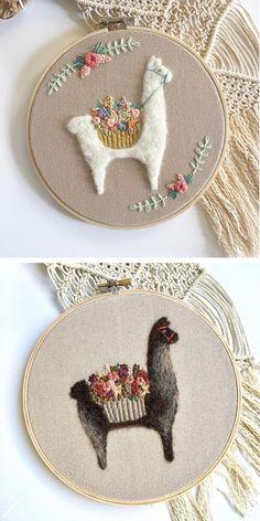 Llama and alpaca hoo
