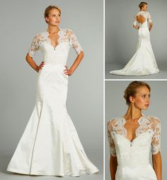wedding dresses classic | 15-wedding-dresses-perfect-for-a-classic-cathedral-wedding-1-jim-hjelm ...