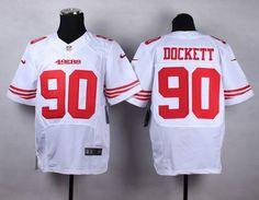 San Francisco 49ers 99 Aldon Smith Red Elite Drift Fashion Jersey