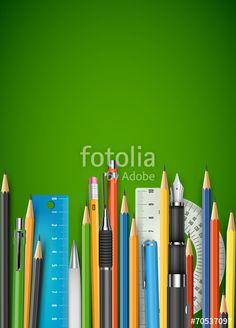 "Download the royalty-free vector ""Mass pencils"" designed by iuneWind at the lowest price on Fotolia.com. Browse our cheap image bank online to find the perfect stock vector for your marketing projects!"