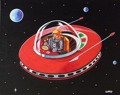 flying saucer - Google Search