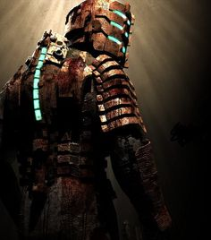Dead Space - One of my favorite video game series!