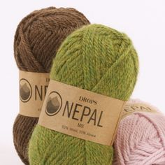 DROPS Nepal colour chart ~ DROPS Design