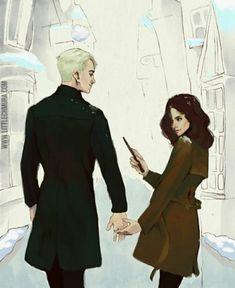 Cruel Amor (Dramione +18) - Capítulo 15: Invierno entre tus brazos... - Página 2 - Wattpad Dramione, Hogwarts, Wattpad, Reylo, I Got You, Harry Potter, Bring It On, Photo And Video, Fictional Characters