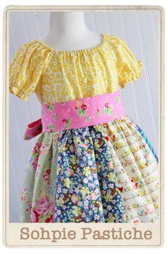 Sophie Pastiche Dress