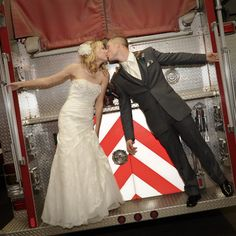 Firefighter Wedding by Blue Side Up Photography-Colorado