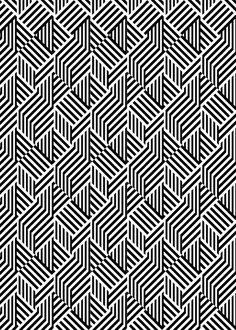 op-art geometric #pattern