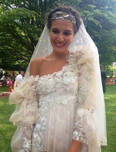 Margherita Missoni's Wedding Look