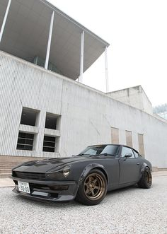I've always been a Datsun Z fan.