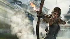 Lara Croft, archeolog, adventurer, and survivor.