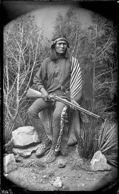 """Navajo Buck"", 1883 :: Palace of the Governors Photo Archives, Ben Wittick Collection Native American Pictures, Indian Pictures, Native American History, Native American Indians, Indian Pics, Red Indian, Native Indian, Native Art, American Indian Art"