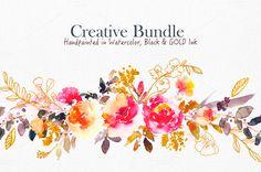35% Off- Creative Bundle Set - Illustrations - 4