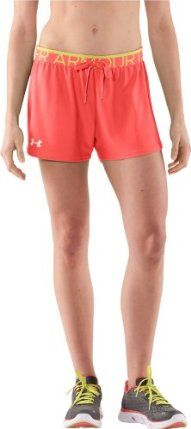 69639c24b6 Women's UA Play Up Shorts Bottoms by Under Armour by Under Armour. $22.99.  Lightweight