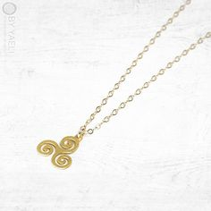 SALE! Celtic necklace, celtic jewelry, spiral #jewelry #necklace @EtsyMktgTool http://etsy.me/2gFcyx8