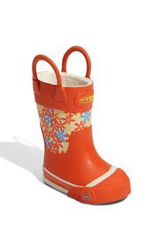 Keen rain boot