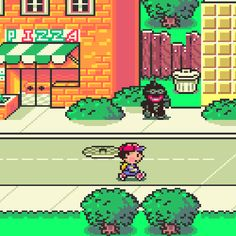 Earthbound.