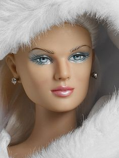 """""""The Snow Queen   Tonner Doll Company"""" #repinned #dollchat ^kv"""