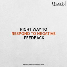 Do you get overwhelmed by negative feedback? Do you feel angry, annoyed, or disheartened about getting negative feedback? Swipe left to discover the ways to deal with negative feedback. . #instagramtips #instagramforbusiness #socialmediaagency #socialmediainfluencer #growthhacking #marketingconsultant #digitalmarketingstrategy #instagramstrategy #instagramgrowth #smtips #socialmediamarketer #socialmediaexperts #digitalmarketingtip #digitalmarketingbusiness #qwertybrandsolutions #QBS Digital Marketing Business, Top Digital Marketing Companies, Digital Marketing Strategy, Online Marketing, Social Media Marketing, Negative Feedback, Marketing Consultant, Social Media Influencer, Instagram Tips