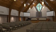 Church Sanctuary Renovations | ... renovation with the highest quality products to create an entertaining
