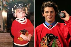 Ryan Hartman-30th overall pick by the Hawks....living his childhood dream n playing for his hometown