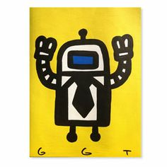 Robot by GGT