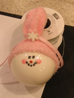 possibility for lightbulbs??? Use on snowflake tree