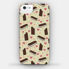 Ice Cream Sandwich Pattern Case