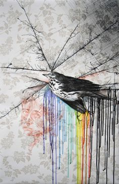'Cross my heart and hope to die' by Louise McNaught
