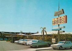 Marlo Carousel Motel in Fresno, California