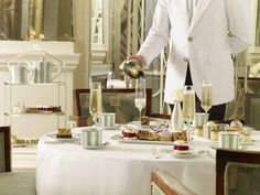15 Places For Afternoon Tea You Must Visit Before You Die... My new bucket list!