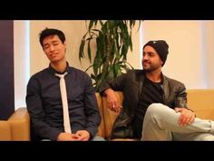 Unity: Latin Tribute To Michael Jackson -- Music Times Interview With Tony Succar & Jean Rodriguez - YouTube
