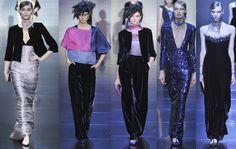 """Armani Privé - """" The Fashion Commentator """": The (R)evolution of Haute Couture"""