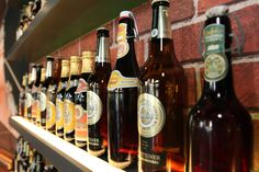 #Warsteiner World - Esposizione bottiglie storiche