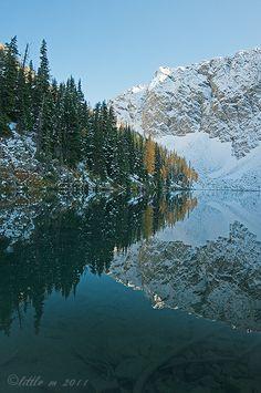 North Cascades; photo by Maryanne