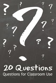 Minds in Bloom: 20 Question to Ask Kids