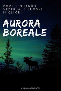 I luoghi migliori per vedere l'aurora boreale. #viaggi #viaggiare #auroraboreale #natura Places To Travel, Travel Destinations, Places To Go, Travel Around The World, Around The Worlds, Eurotrip, Wonderful Places, Rainbow Colors, Norway