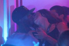 Usain Bolt Kisses Another Mystery Girl In Rio Nightclub During Birthday Celebrations After Spending 1000 On Booze (Photos)