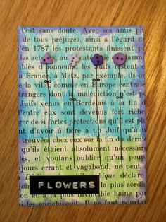ATC Pretty Flowers 2/2 by Shanda Panda, via Flickr