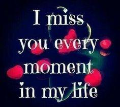 Yes miss u