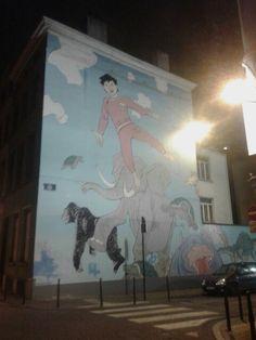 #bruxelles #street #art