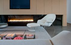 Linear by Montigo  Levin Residence - modern - living room - phoenix - Ibarra Rosano Design Architects