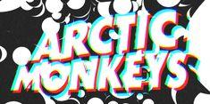Meus indie psychedelic Band Alternative 3D 3d gif Arctic Monkeys ...