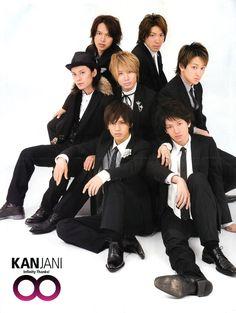 関ジャニ∞ kanjani8
