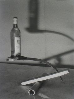 peter fischli and david weiss - one of my favourite sculptors. simple and creative